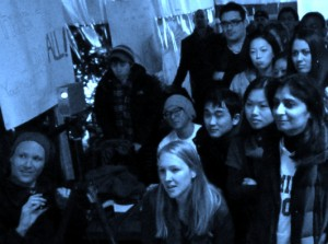Debuting Our First Video, January 2011